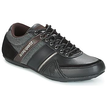 Zapatos Hombre Zapatillas bajas Le Coq Sportif ANDELOT S LEA/2TONES Negro