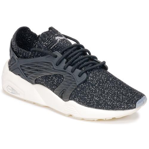Recortes de precios estacionales, beneficios de descuento Puma BLAZE CAGE EVOKNIT Negro / Blanco - Envío gratis Nueva promoción - Zapatos Running / trail   Negro / Blanco