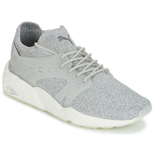 Zapatos especiales para hombres y mujeres Puma BLAZE CAGE EVOKNIT Gris