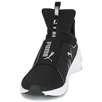 Puma FIERCE core Negro