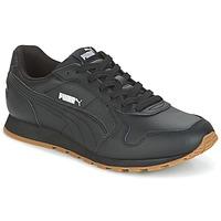 Zapatos Hombre Zapatillas bajas Puma ST Runner Full L Negro