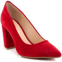 Zapatos Mujer Zapatos de tacón Vexed 16183 Rojo