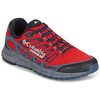 Zapatos Hombre Running / trail Columbia BAJADA III Rojo