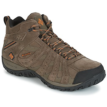 Zapatos Hombre Senderismo Columbia REDMOND MID LEATHER OMNI-TECH Topotea