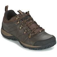 Zapatos Hombre Multideporte Columbia PEAKFREAK VENTURE WATERPROOF Marrón