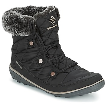 Zapatos Mujer Botas de nieve Columbia HEAVENLY SHORTY OMNI-HEAT Negro