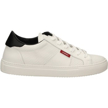 Zapatos Hombre Running / trail Amwh VIRAL LOW TOP ROMBI Blanco