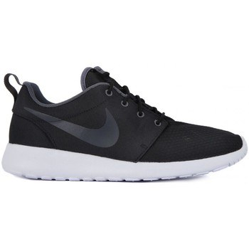 Zapatos Hombre Running / trail Nike Roshe One Negro-Gris