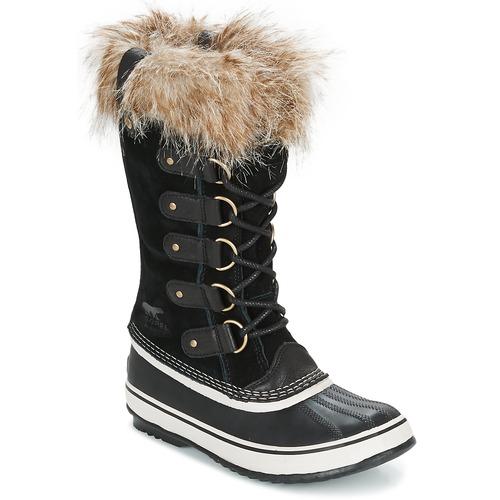 Zapatos de mujer baratos zapatos de mujer Sorel JOAN OF ARCTIC Negro - Envío gratis Nueva promoción - Zapatos Botas de nieve Mujer  Negro