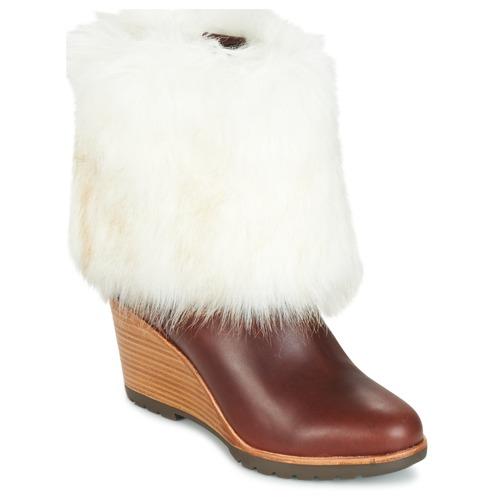 Descuento de la marca Zapatos especiales Sorel PARK CITY SHORT Marrón