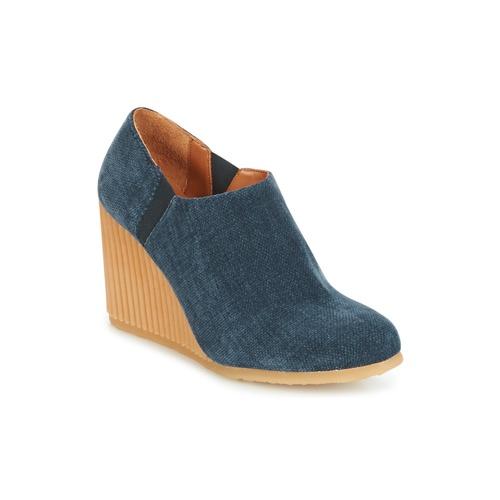 Zapatos cómodos y versátiles Castaner VIENA Azul - Envío gratis Nueva promoción - Zapatos Low boots Mujer