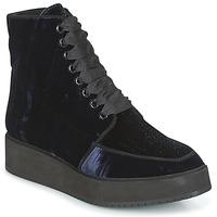 Zapatos Mujer Botas de caña baja Castaner FORTALEZA Azul