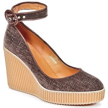 Zapatos Mujer Zapatos de tacón Castaner QUINTAY Marrón