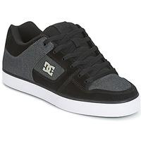 Zapatos Hombre Zapatos de skate DC Shoes PURE SE Negro / Gris