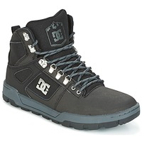 Zapatos Hombre Zapatillas altas DC Shoes SPARTAN HIGH WR Negro / Gris