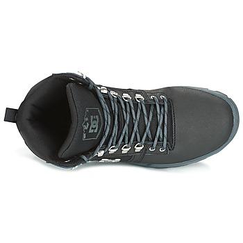 DC Shoes SPARTAN HIGH WR Negro / Gris
