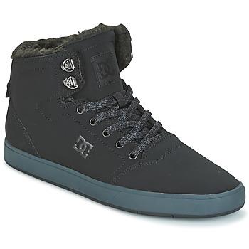 Zapatos Hombre Zapatillas altas DC Shoes CRISIS HIGH WNT Negro / Gris
