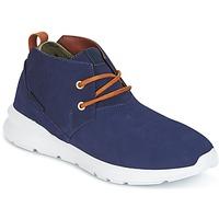 Zapatos Hombre Botas de caña baja DC Shoes ASHLAR M SHOE NC2 Marino / Camel