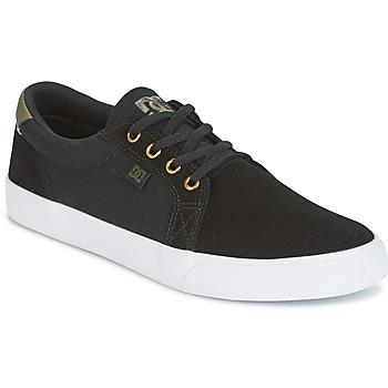 Zapatos Hombre Zapatillas bajas DC Shoes COUNCIL SD Negro / Kaki