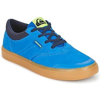 Zapatos Niños Zapatillas altas Quiksilver BURC YOUTH B SHOE XBCB Azul / Marrón