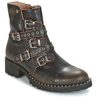 Zapatos Mujer Botas de caña baja Dkode UMBRIA-BLACK-001 Negro