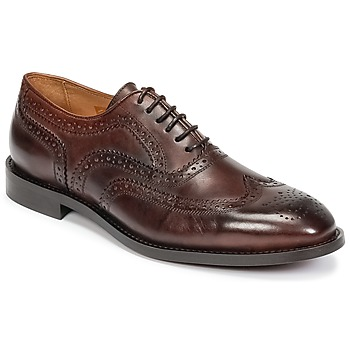 Zapatos Hombre Derbie Hudson HEYFORD Marrón