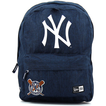Bolsos Mochila New Era Heritage Patch NE Stad Pack New York Yankees Negro