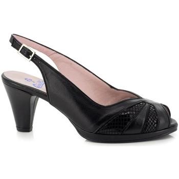 Zapatos Mujer Zapatos de tacón Carlos Pla 4125 Negro