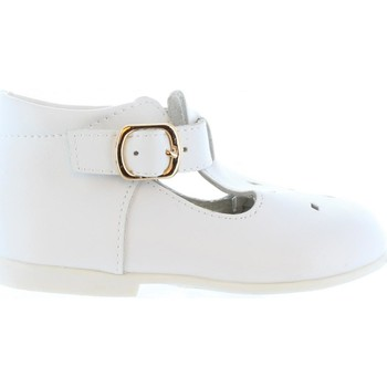 Zapatos Niños Derbie & Richelieu Happy Bee B121174-B3841 Blanco