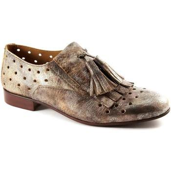 Zapatos Mujer Richelieu Mat:20 MAT-E17-3017-CM Beige