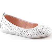 Zapatos Niños Bailarinas-manoletinas Gioseppo GIO-E17-39614-BI Bianco