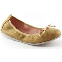 Zapatos Niños Bailarinas-manoletinas Gioseppo GIO-E17-39616-OR Oro