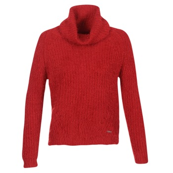 textil Mujer jerséis Billabong SHAGGY ESCAPE Rojo