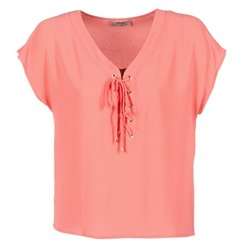 textil Mujer Tops / Blusas Betty London GREM Coral