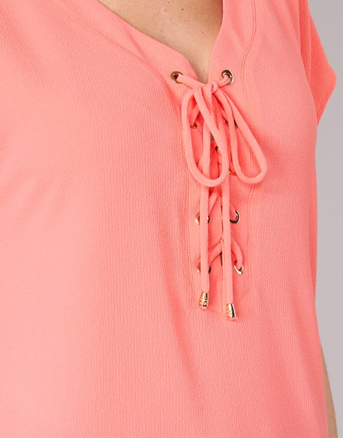 Textil TopsBlusas London Grem Coral Mujer Betty hQsdBrCxt