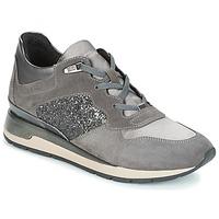 Zapatos Mujer Zapatillas bajas Geox D SHAHIRA Gris