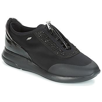 Zapatos Mujer Zapatillas bajas Geox D OPHIRA Negro