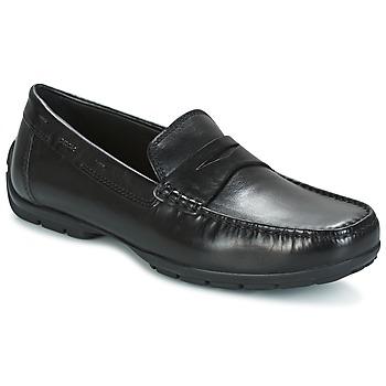 Zapatos Hombre Mocasín Geox U MONET W 2FIT Negro