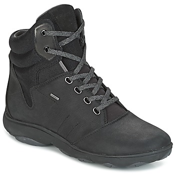 Zapatos Mujer Zapatillas altas Geox D NEBULA 4 X 4 B ABX Negro