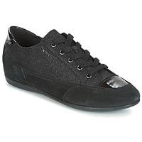 Zapatos Mujer Zapatillas bajas Geox D NEW MOENA Negro