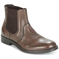Zapatos Hombre Botas de caña baja Geox UOMO BLADE Marrón