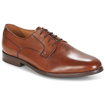 Zapatos Hombre Derbie Geox U HAMPSTEAD Marrón