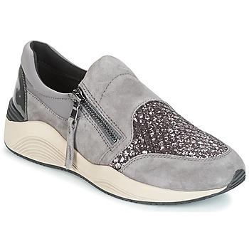 Zapatos Mujer Zapatillas bajas Geox D OMAYA Gris