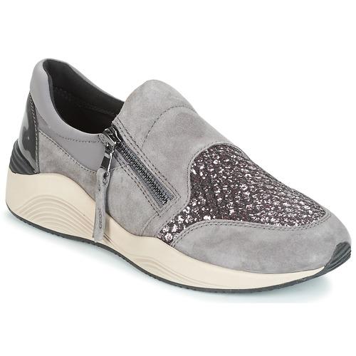 Zapatos casuales salvajes Zapatos especiales Geox D OMAYA Gris