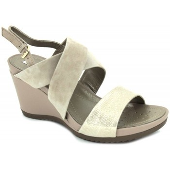 Zapatos Mujer Sandalias Geox D New Rorie A D72P3A beige