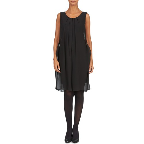 Klola Textil Mujer Vestidos Cortos Negro Naf vY6fgyIb7