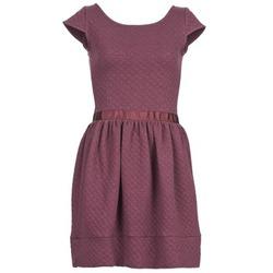 textil Mujer vestidos cortos Naf Naf OHORTENSE Violeta
