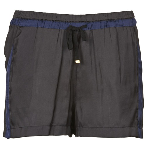 textil Mujer Shorts / Bermudas Naf Naf KAOLOU Negro