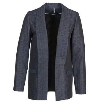 textil Mujer Chaquetas / Americana Naf Naf ELYO Marino