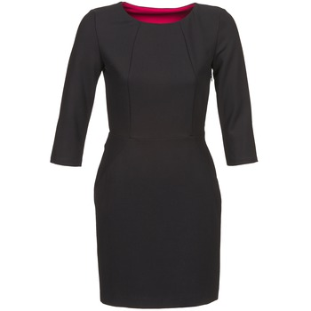textil Mujer vestidos cortos Naf Naf EPARCIE Negro